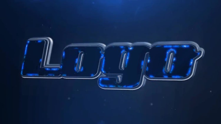 Formation - Extruded 3D Logo: After Effects Templates