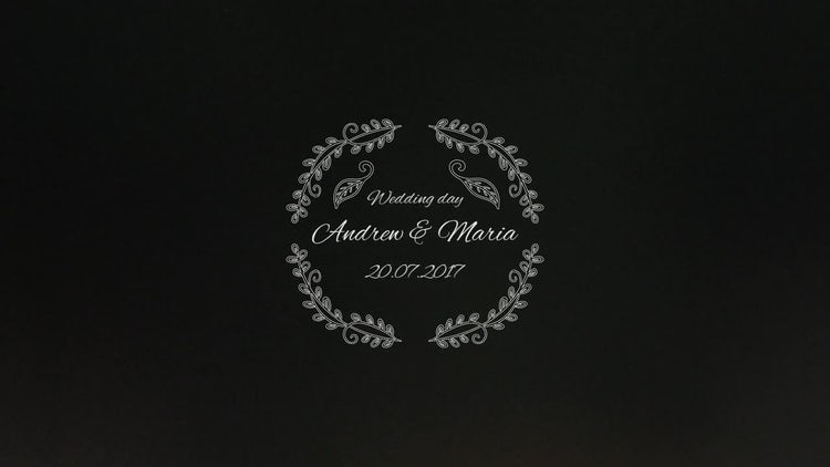 Wedding Titles Pack: Premiere Pro Templates