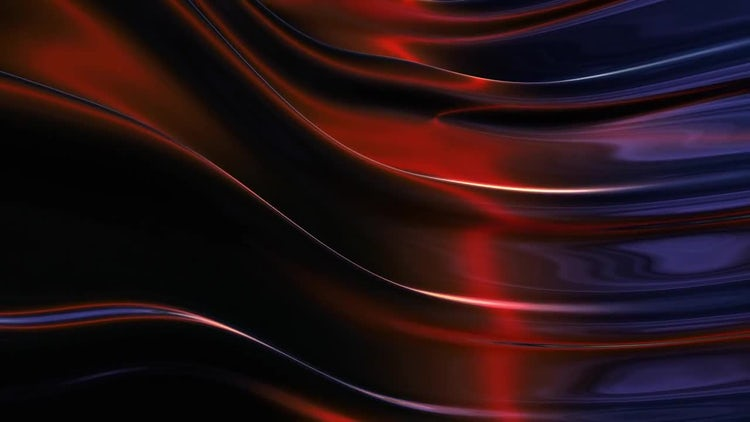 Dark Glossy Background: Motion Graphics
