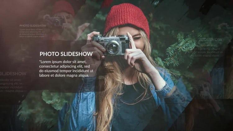 Elegant Brush - Photo Slideshow: After Effects Templates