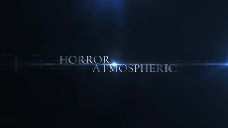 Ghost Title: After Effects Templates