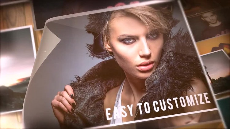 Abstract Line Opener: After Effects Templates