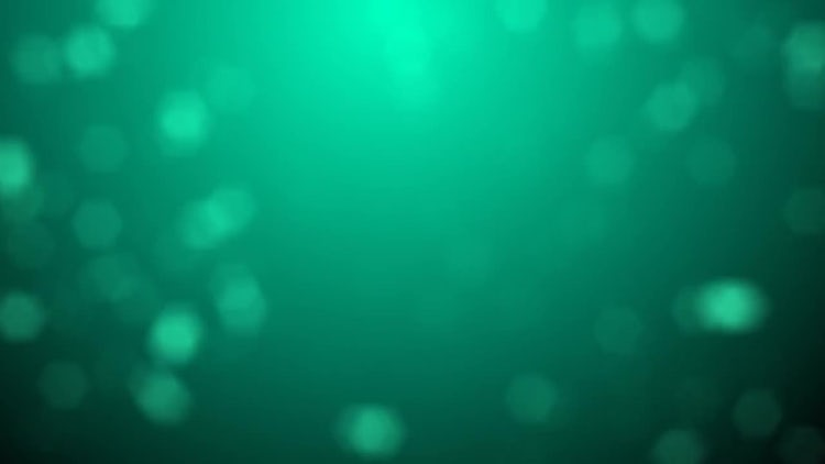 Green Glimmers: Motion Graphics