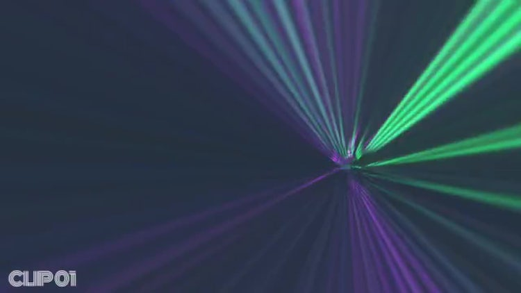 Disco Ray : Stock Motion Graphics