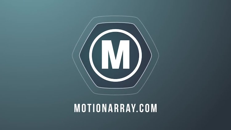 Minimal Flat Logo: After Effects Templates