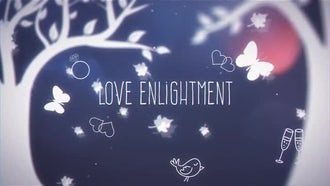 Love Enlightenment: After Effects Templates