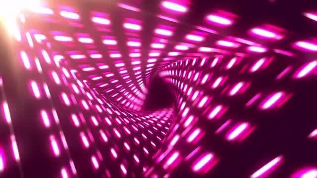 Triangle VJ Loop: Stock Motion Graphics