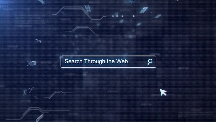 Search Through The Web: After Effects Templates