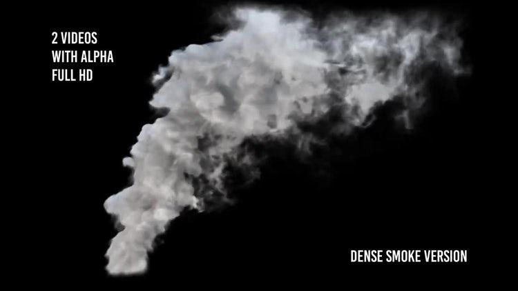 Smoke Pack 2: Stock Motion Graphics