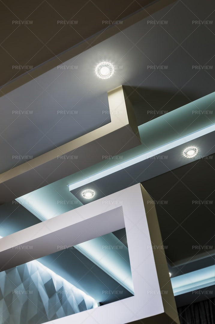Suspended Ceiling: Stock Photos