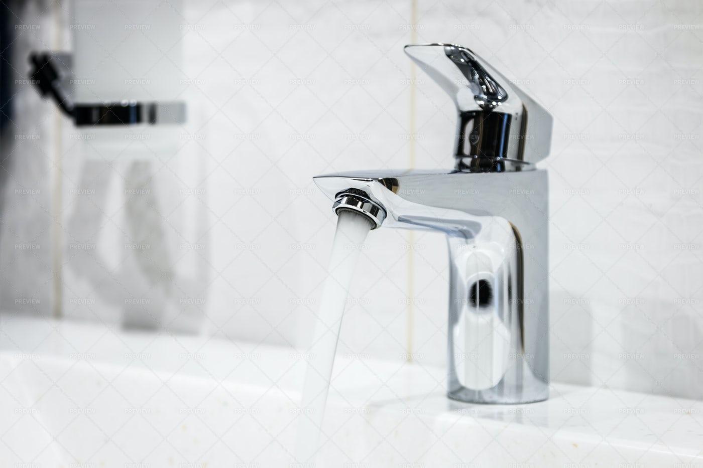 Water Faucet: Stock Photos