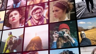 Multi Video Display: After Effects Templates