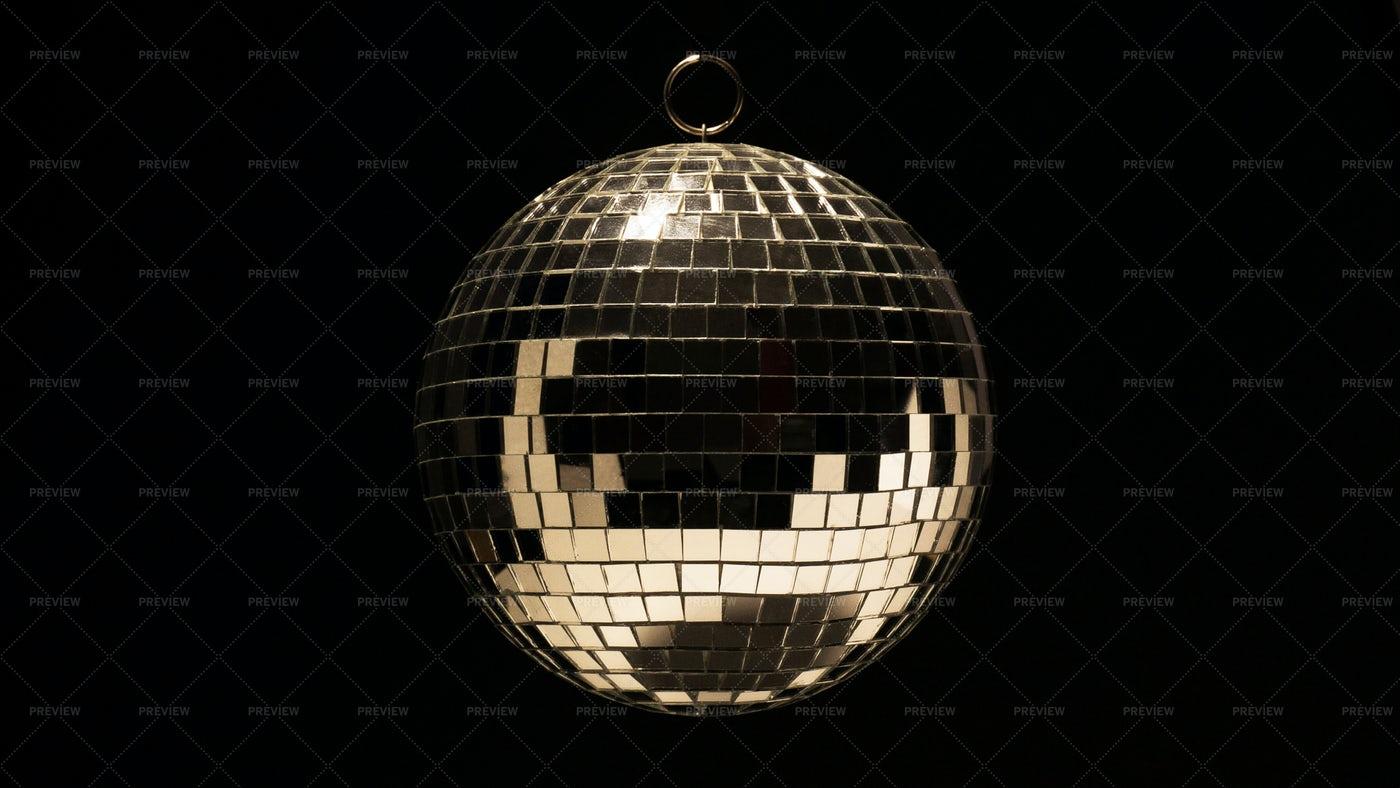 Shiny Disco Ball: Stock Photos