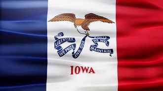 Iowa Flag: Motion Graphics