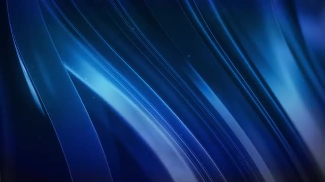 Blue Glossy Motion Background: Stock Motion Graphics