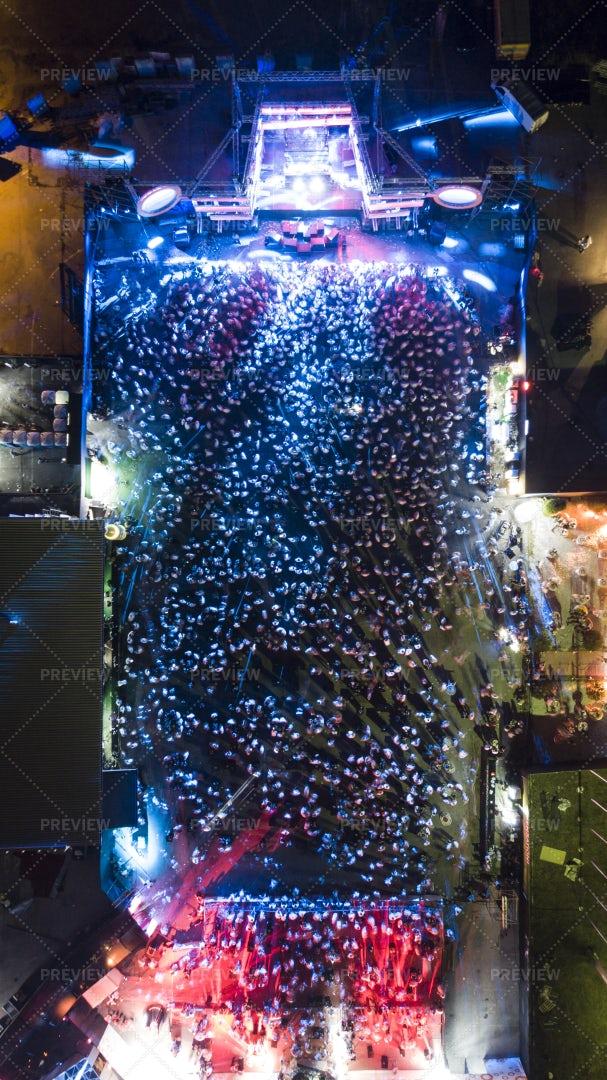 Outdoor Concert Venue: Stock Photos