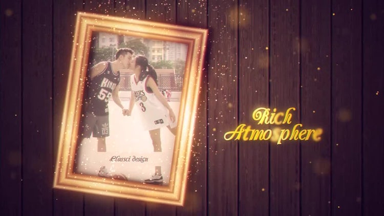 The Moments: After Effects Templates
