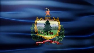 Vermont Flag: Motion Graphics