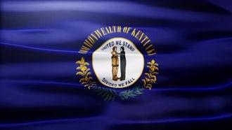 Kentucky Flag: Motion Graphics