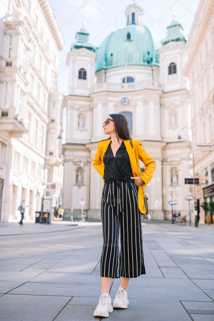 Vienna Vacation: Stock Photos