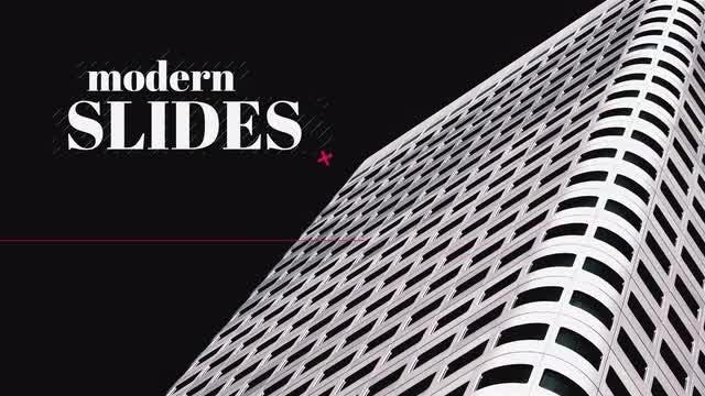 Energy Slides: Premiere Pro Templates