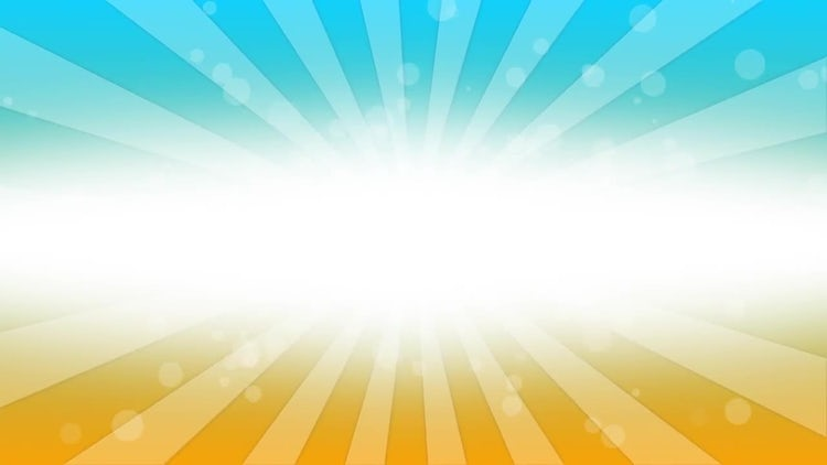 Summer Background: Stock Motion Graphics