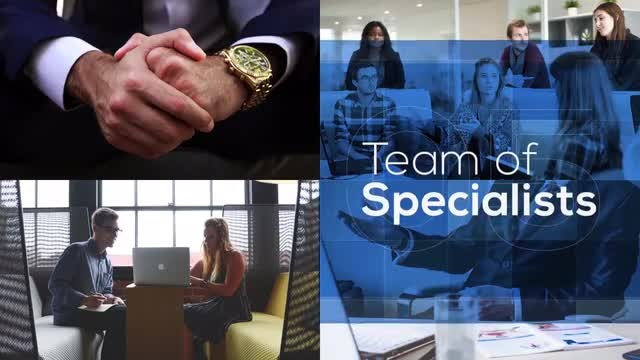 Modern Business - Corporate Promo: After Effects Templates