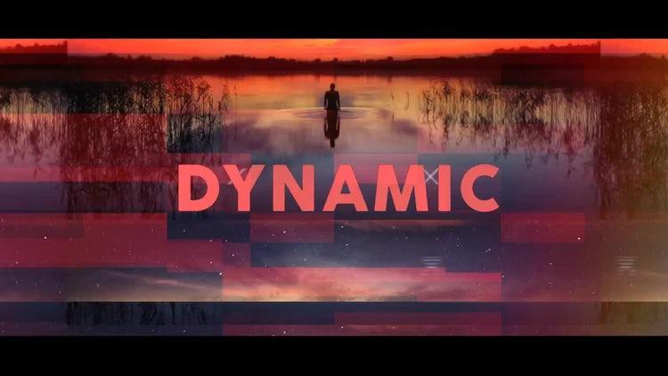 Short Rhythmic Slideshow: Premiere Pro Templates