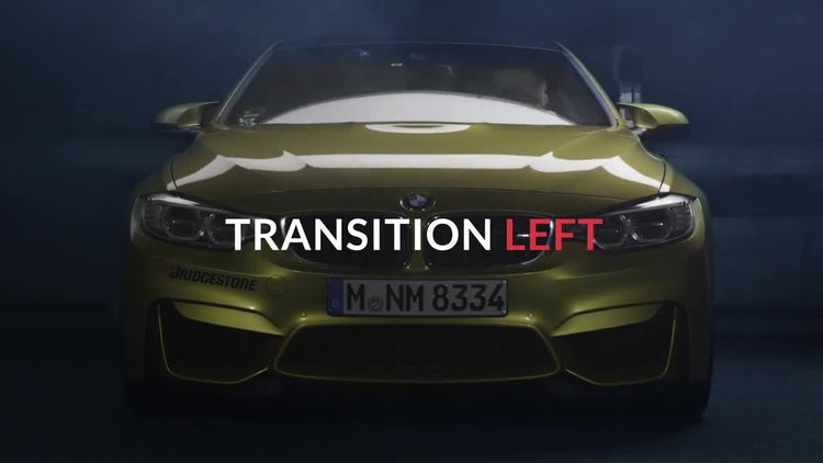 10 Quick Transitions: After Effects Templates