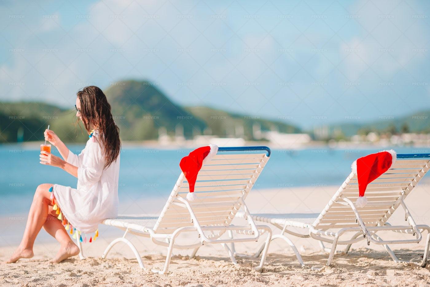 Holiday On The Beach: Stock Photos