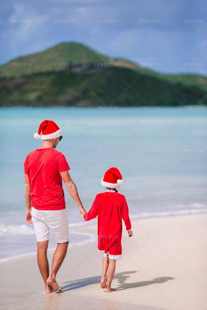 Holidays On The Beach: Stock Photos