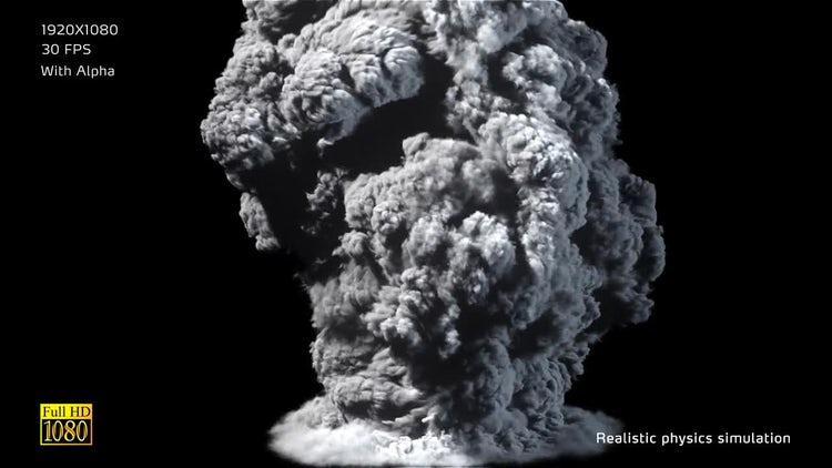 Smoke Twister: Stock Motion Graphics