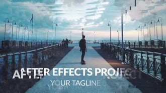 Parallax - Slideshow: After Effects Templates