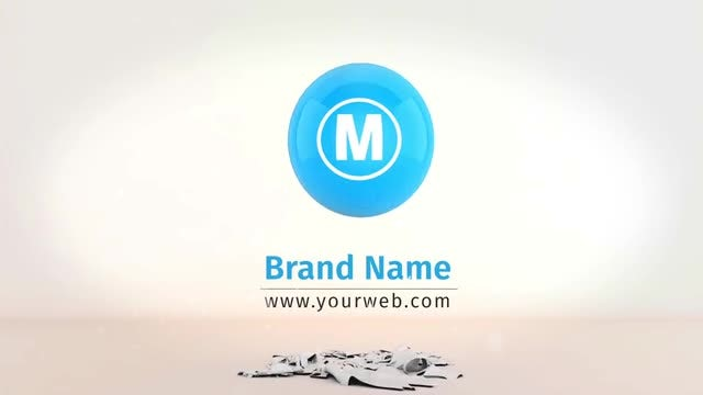 Cloth Logo Reveal: After Effects Templates