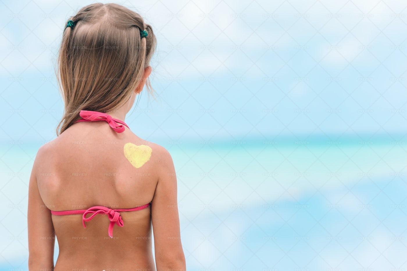 Love Of The Beach: Stock Photos
