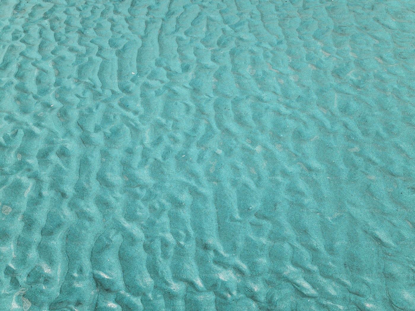 Sandy Ocean Floor: Stock Photos