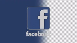 Facebook Logo: Motion Graphics