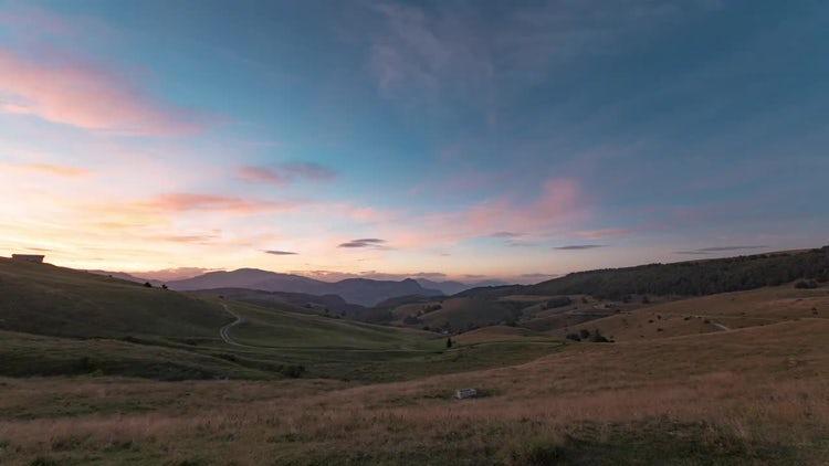 Legendary Hills: Stock Video