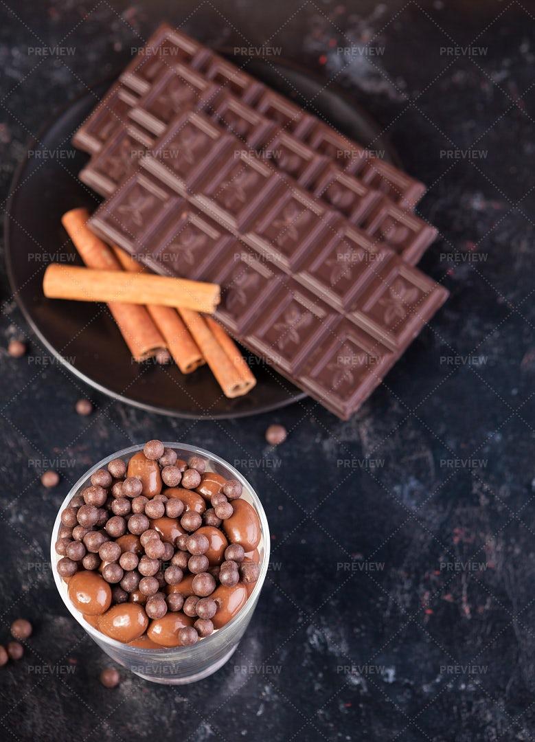 Chocolate Bar: Stock Photos