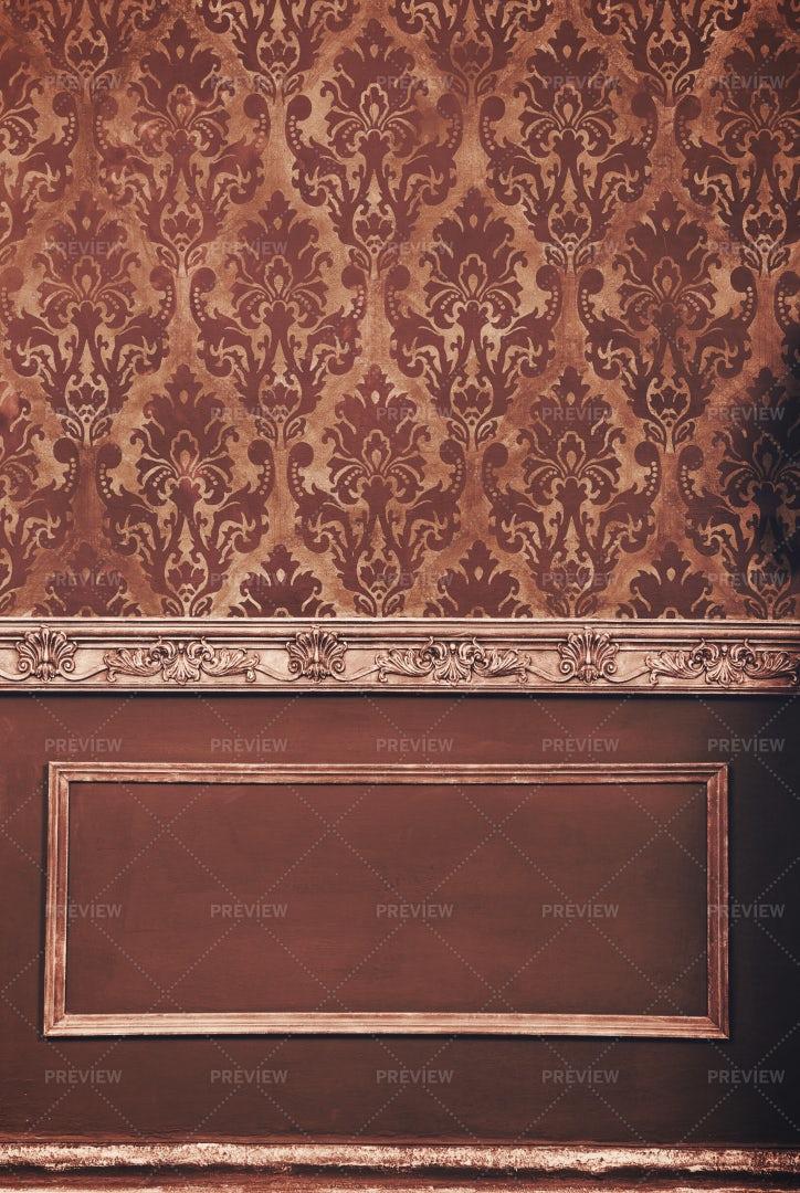 Ornate Wall: Stock Photos