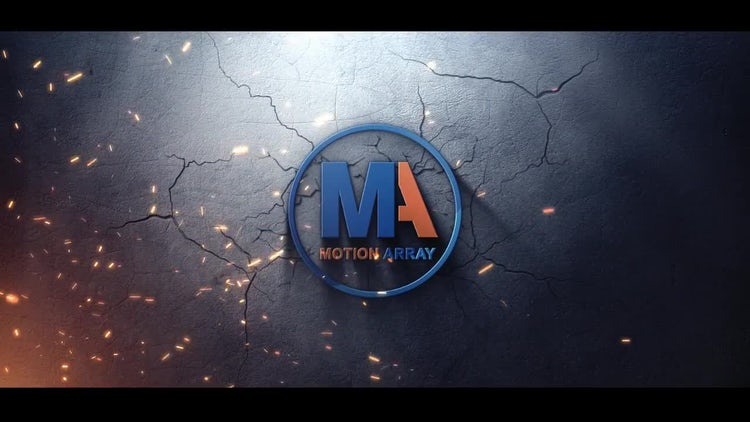 Cracks Logo: After Effects Templates