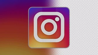Instagram Logo: Motion Graphics
