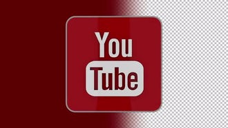 YouTube Logo: Motion Graphics