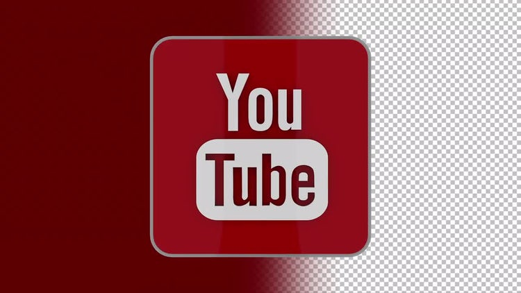 YouTube Logo: Stock Motion Graphics