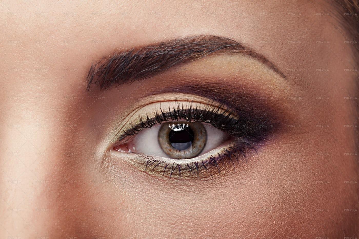 Eye Makeup: Stock Photos