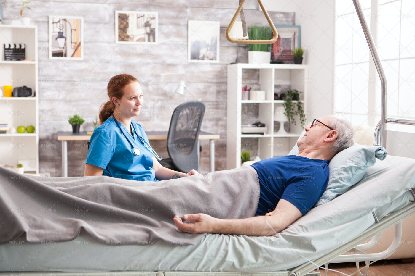 Nursing Home: Stock Photos