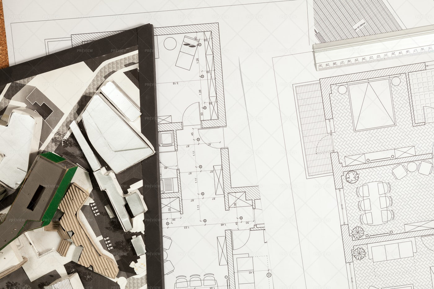 Designing A New Home: Stock Photos