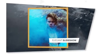 3D Parallax Slideshow: After Effects Templates
