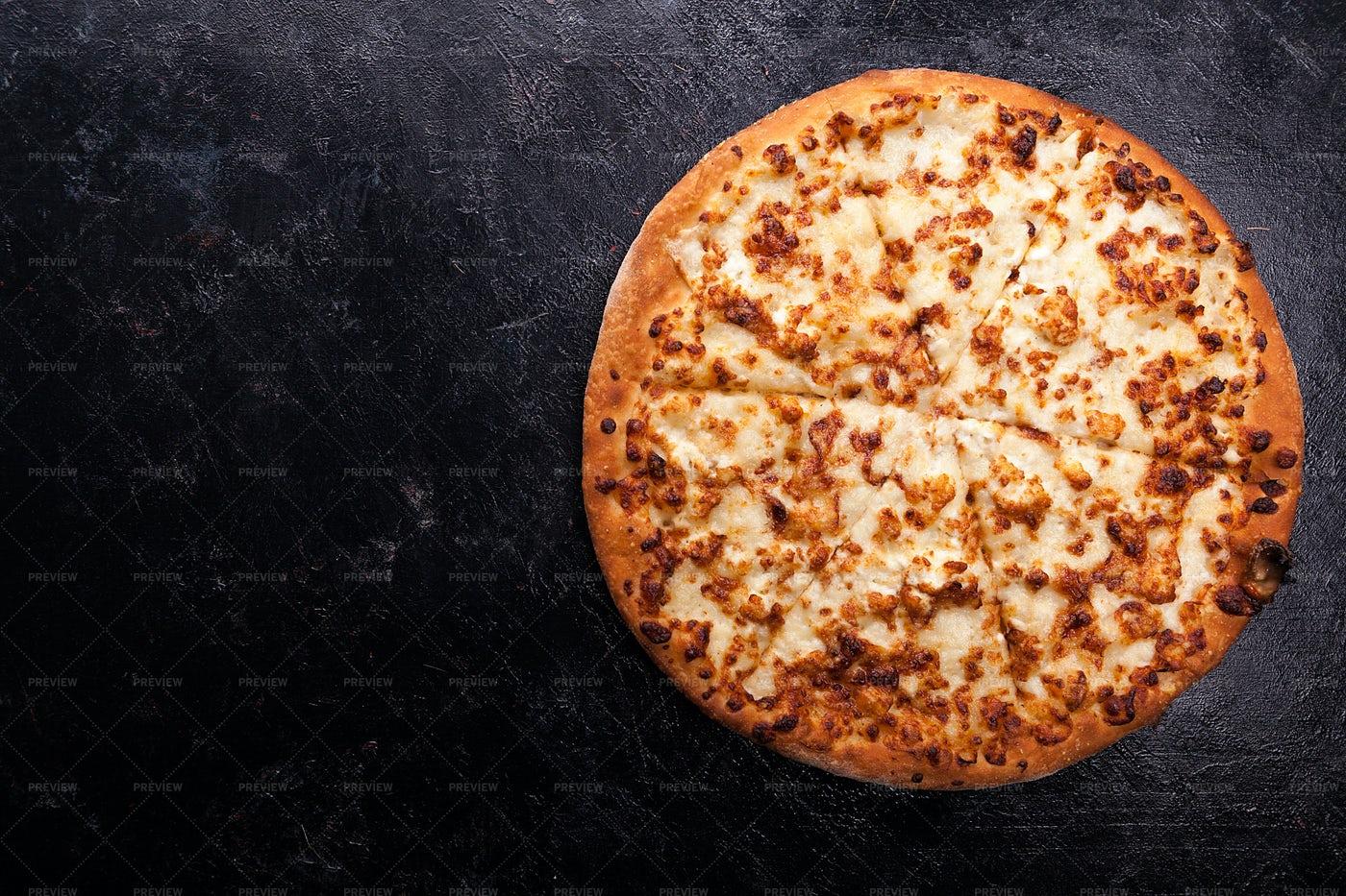 Cheese Pizza: Stock Photos