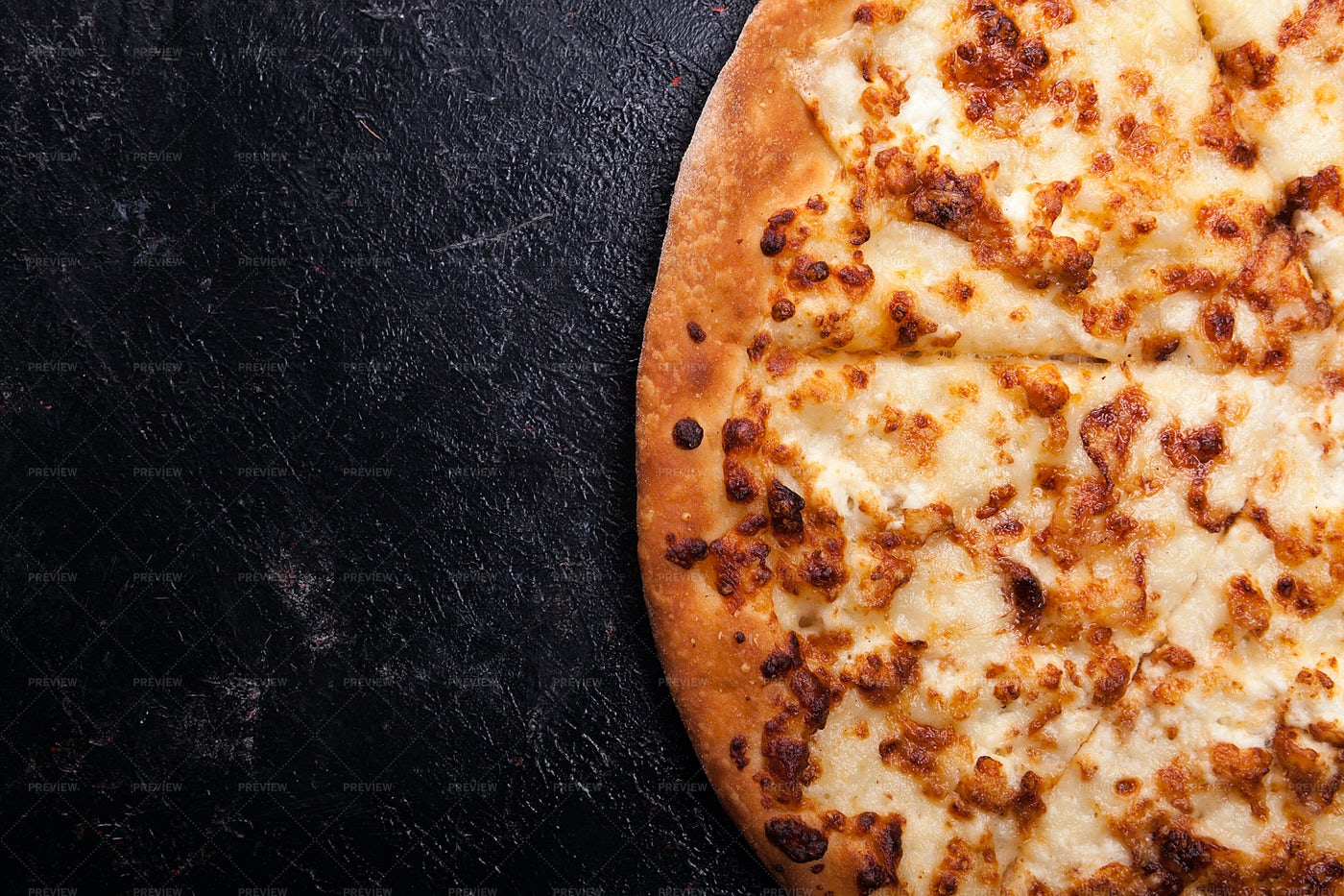 Freshly Baked Pizza: Stock Photos